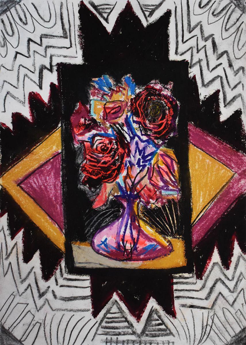 Floral Composition X